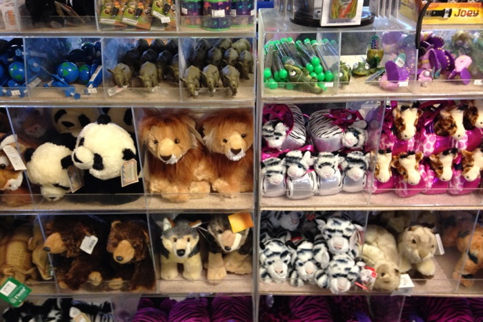 all your animal gifts at our giftshop